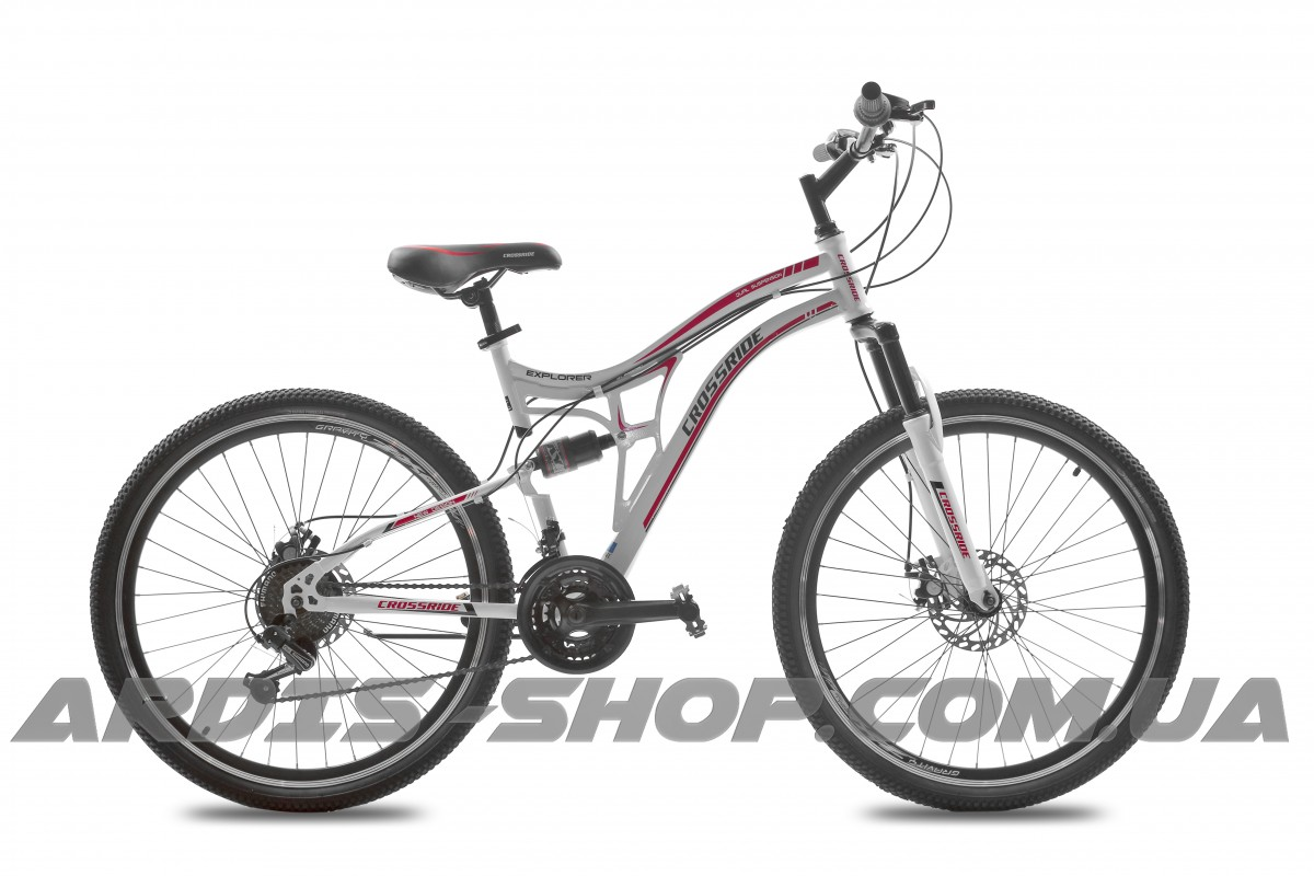 Велосипед CROSSRIDE Explorer AMT 26