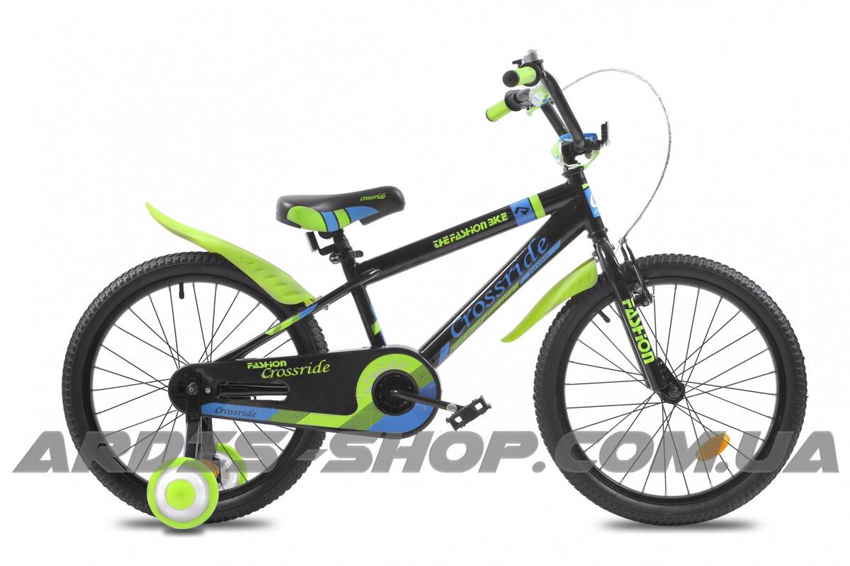 Велосипед Crossride Fashion bike 20