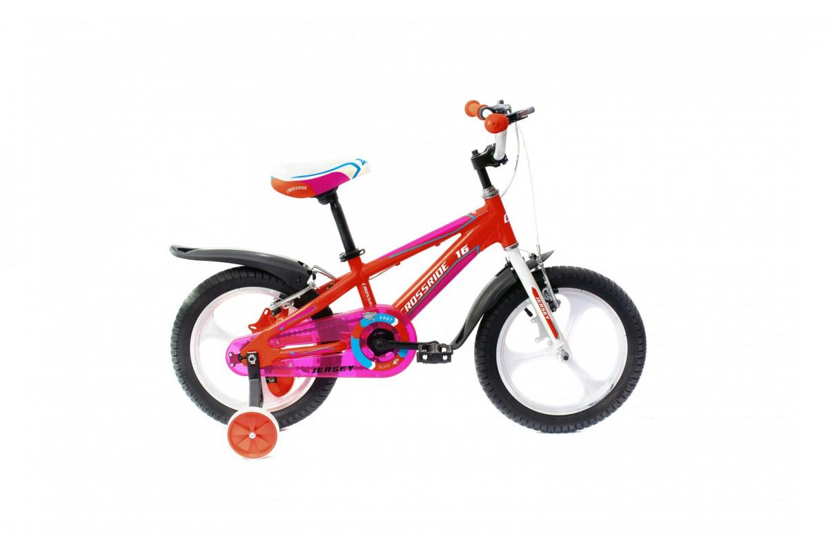 Велосипед JERSEY 16-2