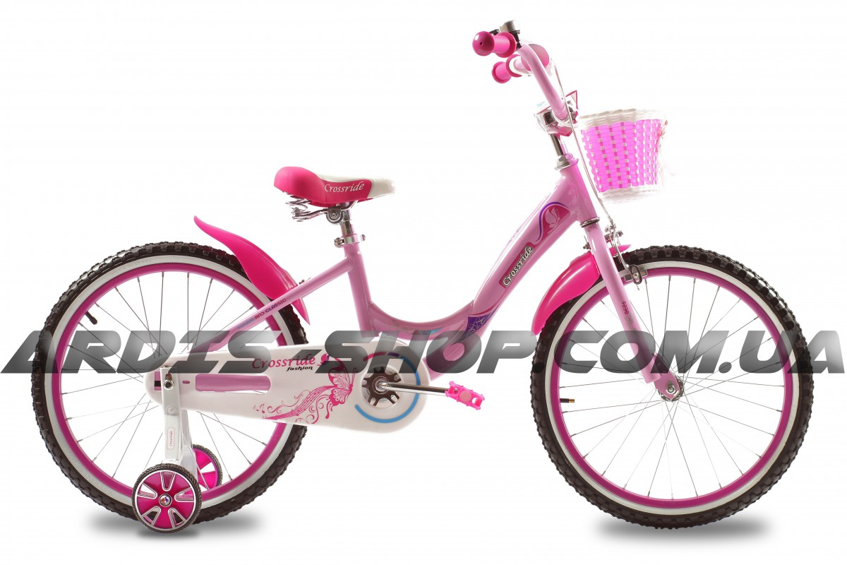 Велосипед Crossride Vogue and classic 20