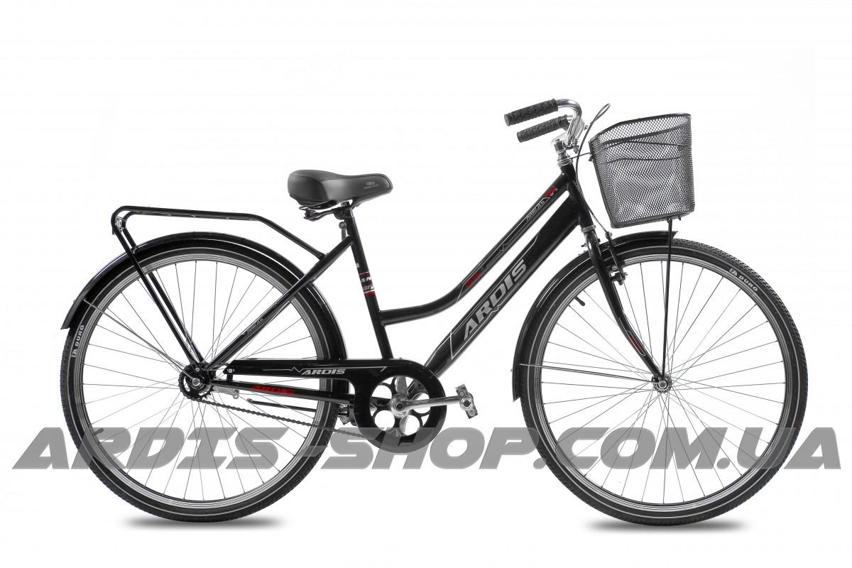 Велосипед ARDIS Лыбидь с ручным тормоз.