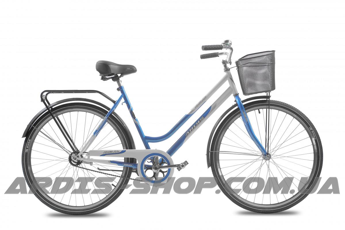 Велосипед ARDIS Лыбидь с корзиной
