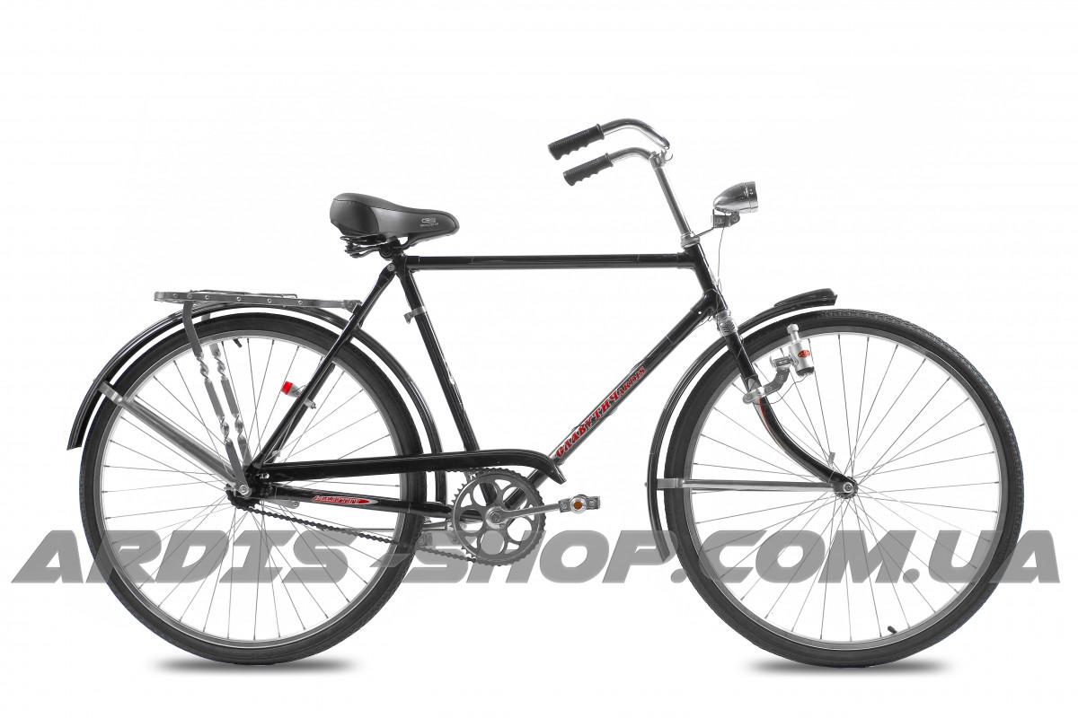 Велосипед ARDIS Славутич Retro c освещ. Паян.