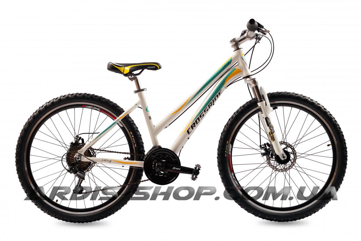 Велосипед CROSSRIDE Fancy AL