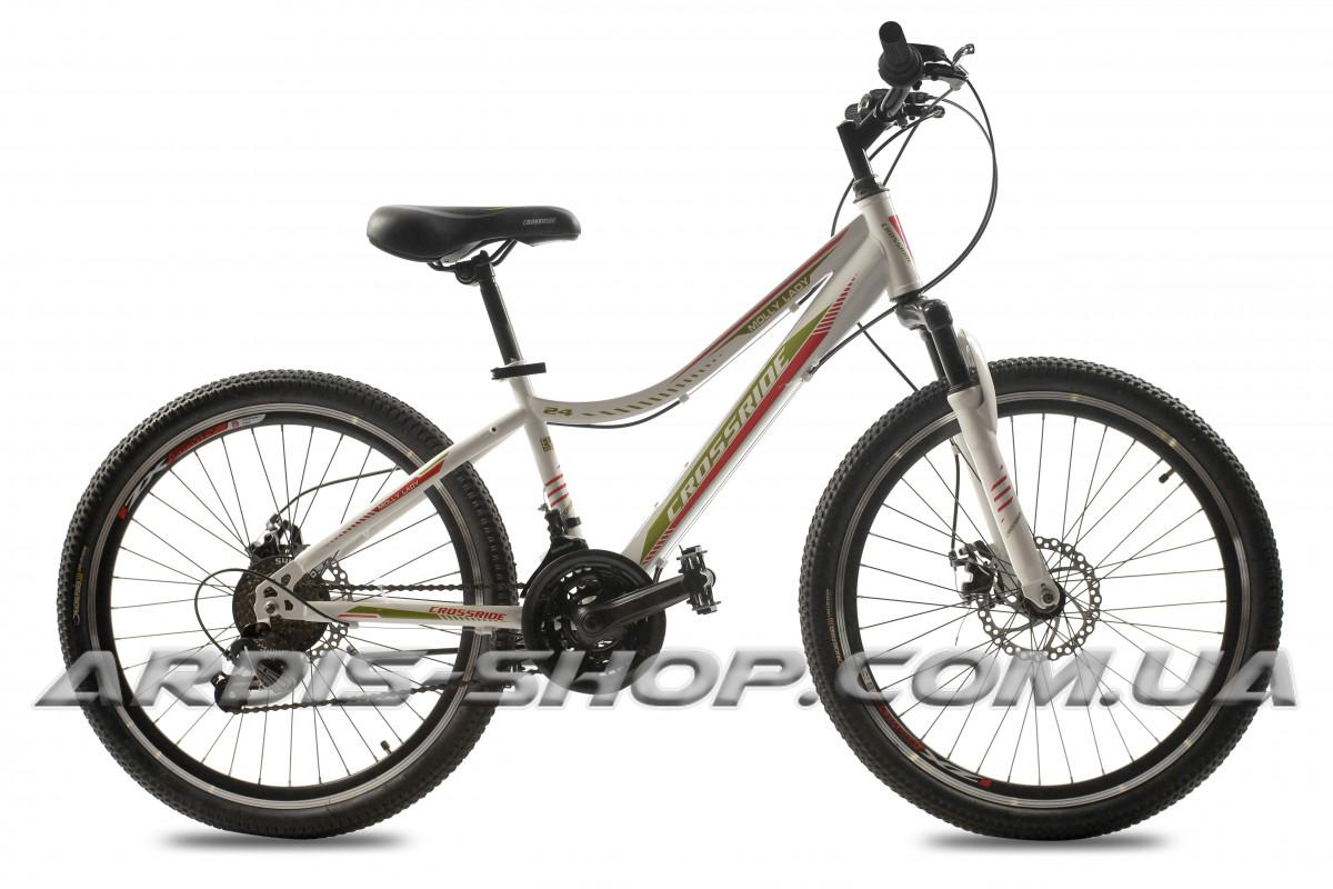 Велосипед CROSSRIDE Moly Lady 24