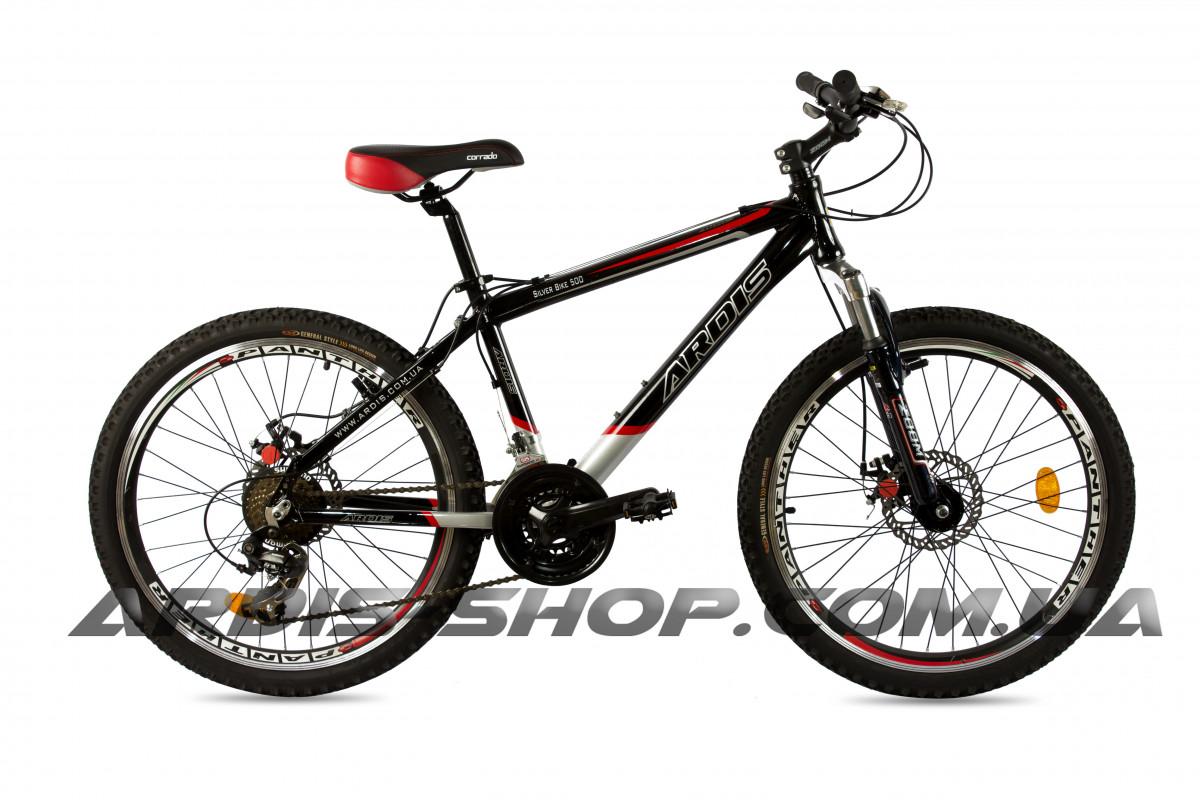 Велосипед ARDIS Silver Bike 500 24