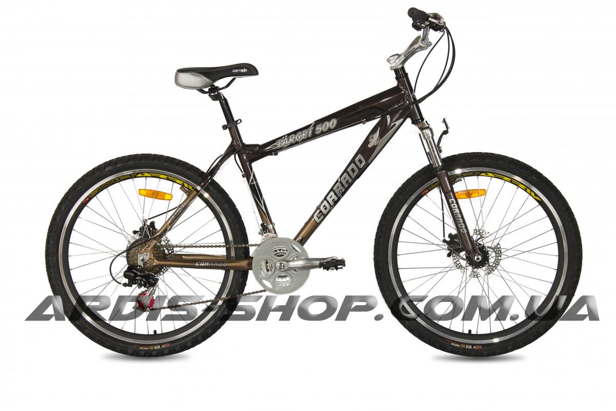 Велосипед Corrado Target 500 lux
