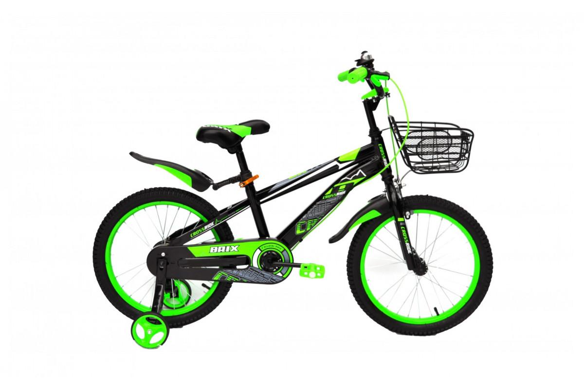 Велосипед Crossride BRIX 20