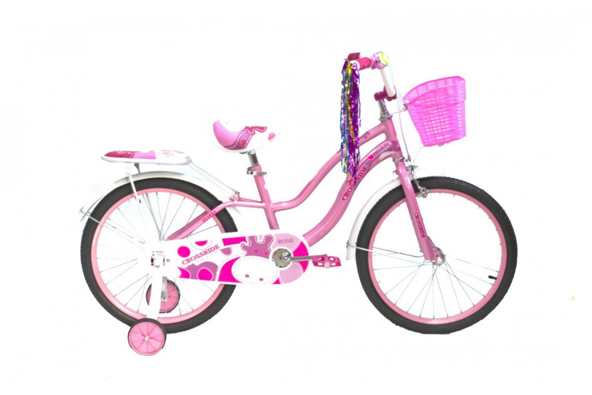 Велосипед rose 20