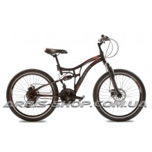 Велосипед CROSSRIDE Explorer 24 AMT