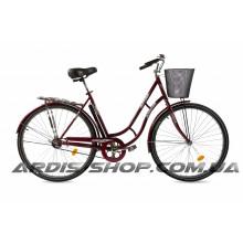 Велосипед ARDIS Лыбидь Retro с корз.