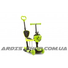 Самокат MAXI Scooter KS021 с ручкой