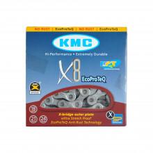 Ланцюг KMC X8EPT 1/2х3/32х116L EPT, 8шв.