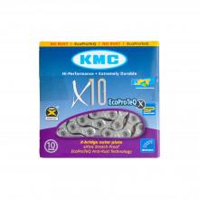 Ланцюг KMC X10-1EPT 1/2х11/128х114L EPT, 10шв.