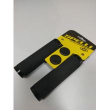 Ручки руля Spelli 130mm с зажимом Lock c двух сторон , неопреновые